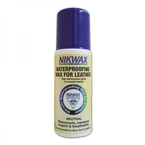 Nikwax Leather Waterproofing Wax
