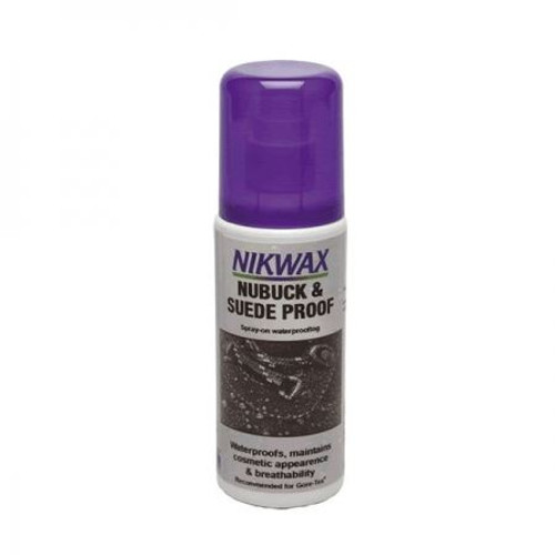 Nikwax Nubuck and Leather Suede Proofing
