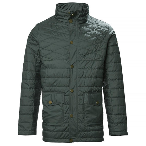 Scarab Green Musto Mens Edinburgh Primaloft Quilted Jacket