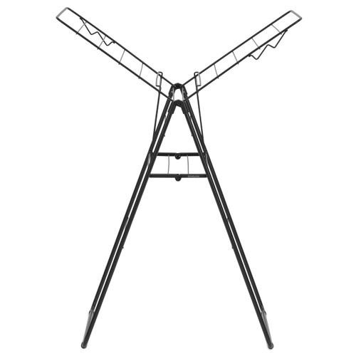 Matt Black Brabantia HangOn Drying Rack 15 Metres