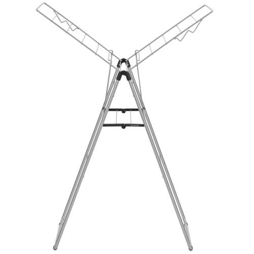 Metallc Grey Brabantia HangOn Drying Rack 15 Metres
