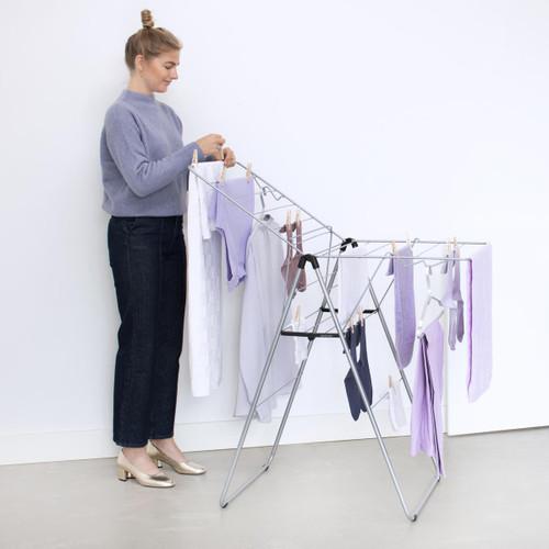 Brabantia HangOn Drying Rack 15 Metres Lifestyle