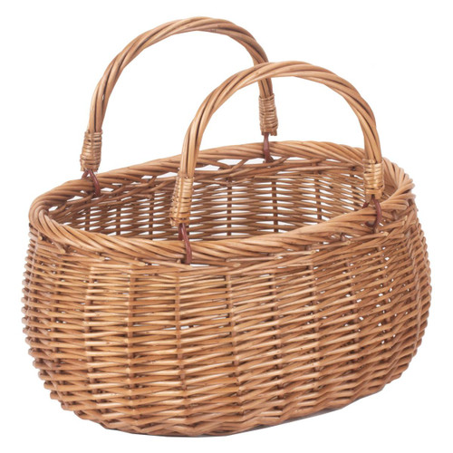Willow Premium Swing Handled Coracle Shopper