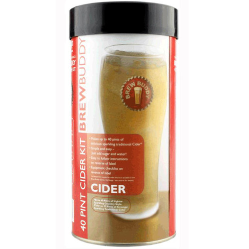 Youngs BrewBuddy 40pt Cider