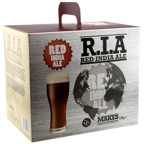 Youngs Red India Ale 3.0kg - R.I.A.