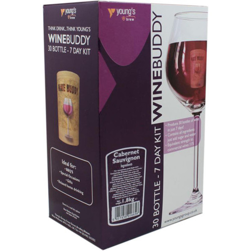 Youngs WineBuddy 30 Bottle Cabernet Sauvignon