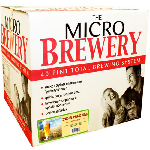 Youngs Micro Brewery Complete Starter Kit Pale Ale
