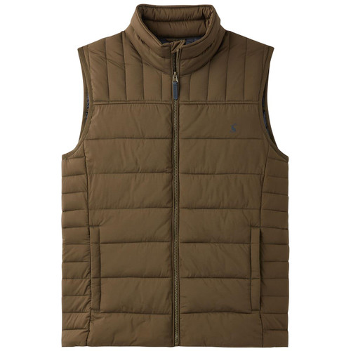 Green Joules Mens Go To Padded Gilet