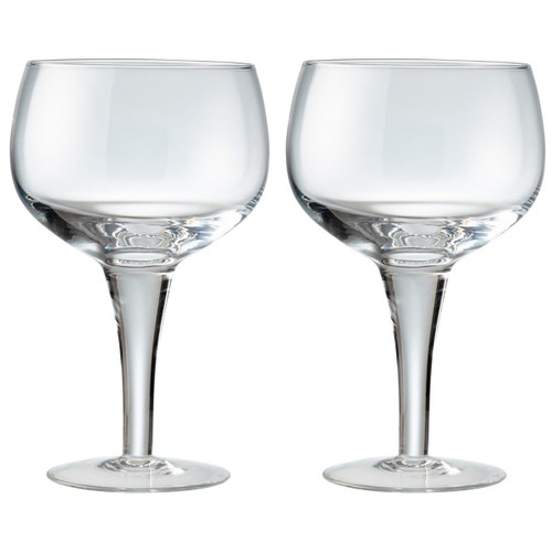 Denby China Gin Glass Pack Of 2