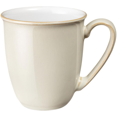 Denby Linen Coffee Beaker Mug