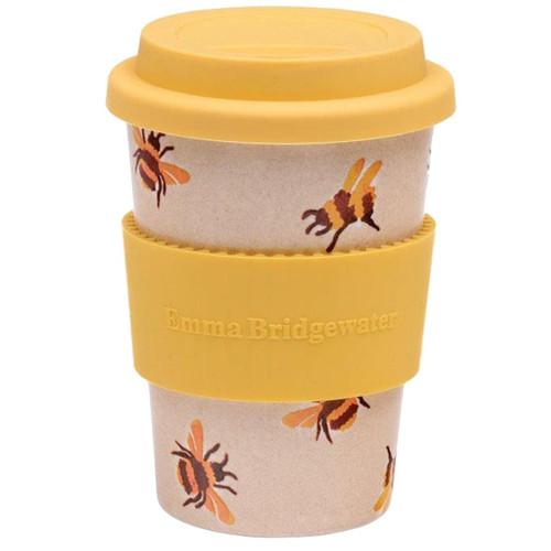 Emma Bridgewater Bumblebee Rice Husk Travel Mug