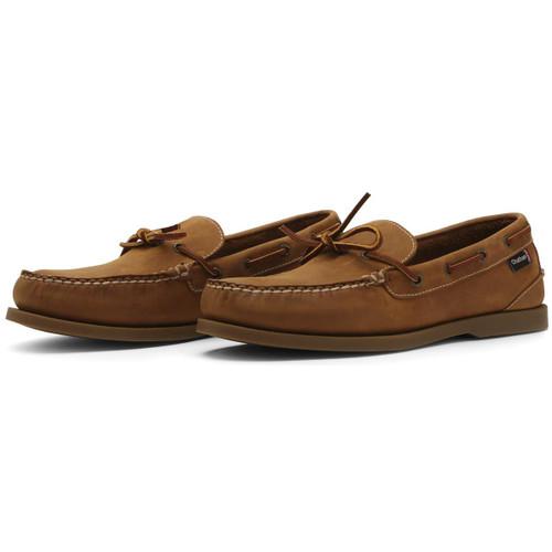 Walnut Chatham Mens Saunton G2 Deck Shoes