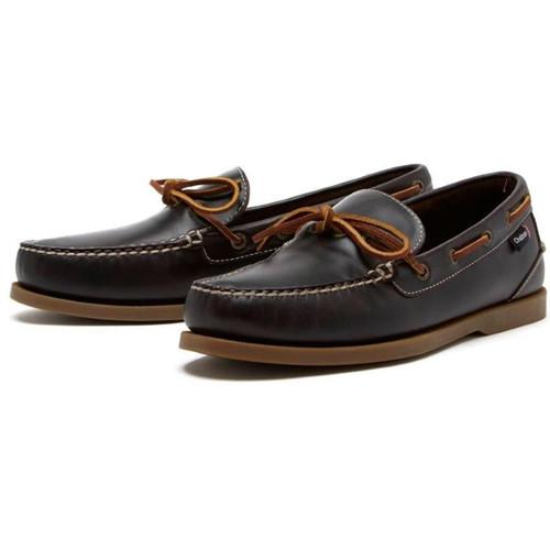 Dark Seahorse Chatham Mens Saunton G2 Deck Shoes