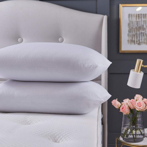 Silentnight Hotel Collection Pillow Pair Lifestyle