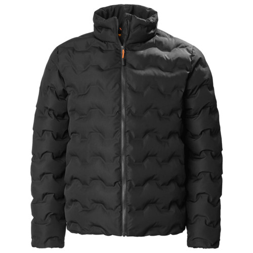 Black Musto Land Rover Mens Welded Thermo Jacket