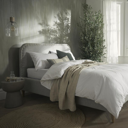 The Fine Bedding Company Smart Temperature Fitted Sheet Lifestyle