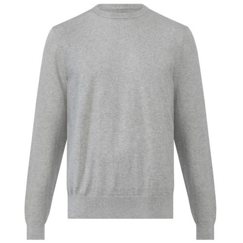 Grey Marl R. M. Williams Mens Howe Sweater