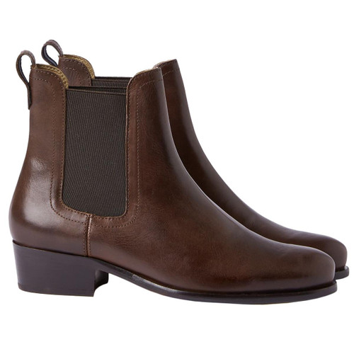 Joules Womens Stamford Premium Leather Chelsea Boot
