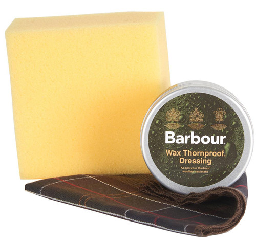 Barbour Mini Wax Jacket Reproofing Kit