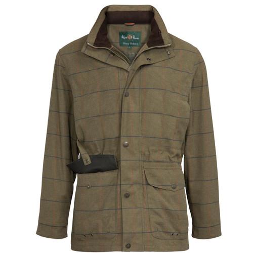 Basil Alan Paine Mens Axford Field Coat