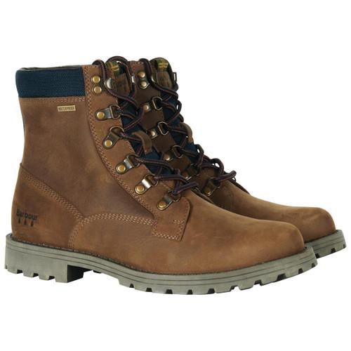 Oak Barbour Mens Chiltern Boots
