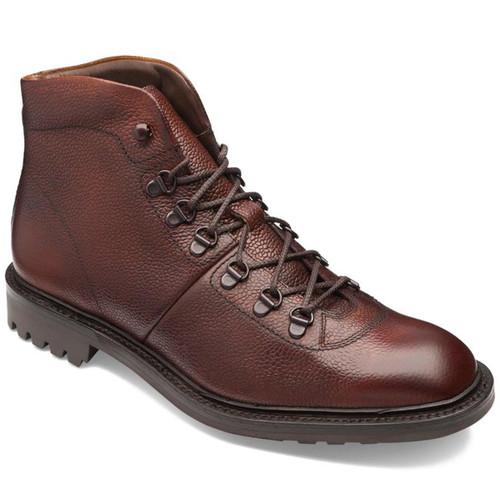 Oxblood Grain Loake Mens Hiker Boot