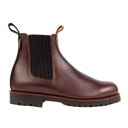 Conker/Navy Penelope Chilvers Womens Oscar Lined Boot
