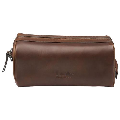 Brown Loake Thames Wash Bag