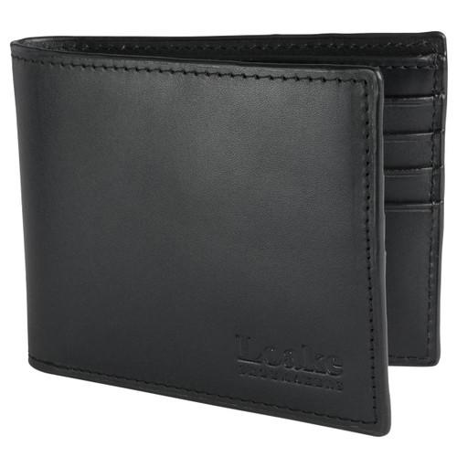 Black Loake Midland Wallet