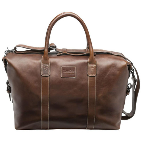 Brown Loake Balmoral Weekend Bag