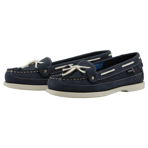 Navy Chatham Womens Alcyone G2 Deck Shoes