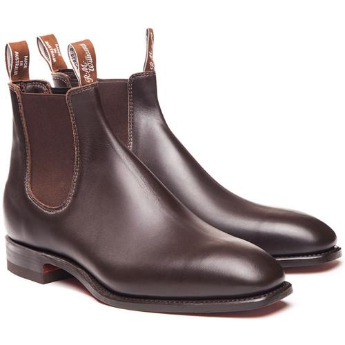 Chestnut R.M. Williams Mens Comfort Craftsman Boots
