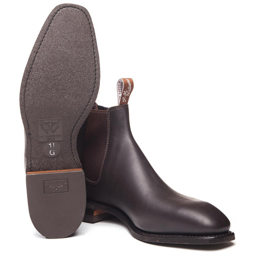 R.M. Williams Mens Comfort Craftsman Boots Sole