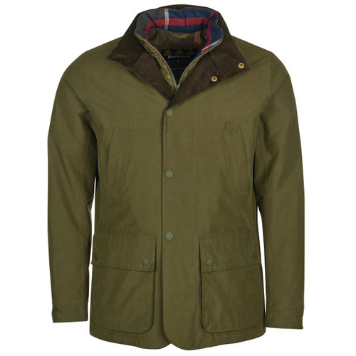 Sage/Classic Barbour Mens Monmouth Jacket