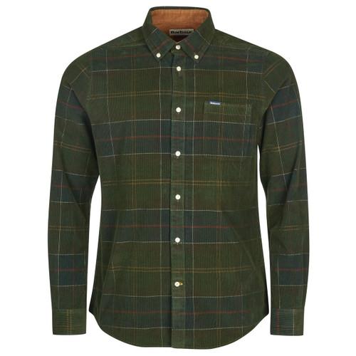 Classic Tartan Barbour Mens Blair Tailored Shirt