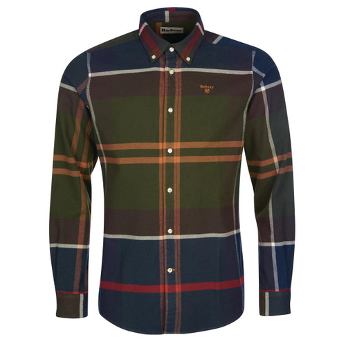 Classic Barbour Mens Iceloch Tailored Shirt