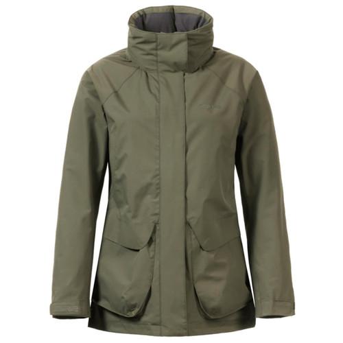Deep Green Musto Womens Fenland 2.0 Jacket