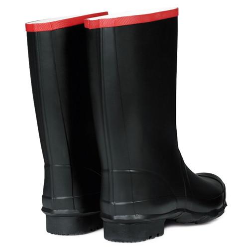 Hunter Unisex Argyll Short Wellington Boots Rear