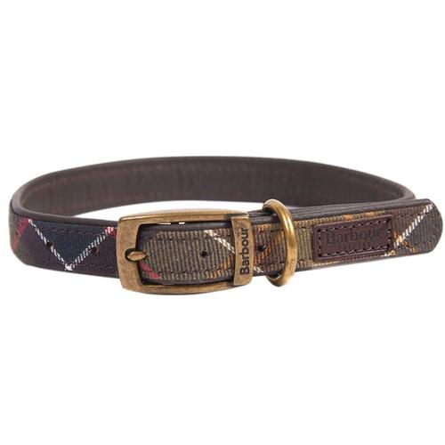 Classic Tartan Barbour Tartan Dog Collar