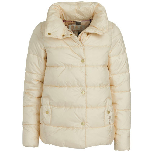 Jasmine/Hessian Barbour Womens Bristro Quilted Jacket
