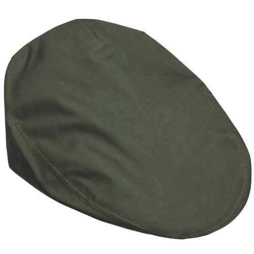 Olive Laksen Mens Merlin Flat Cap