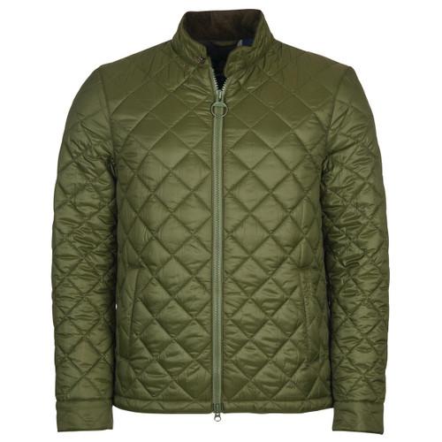 Sage Barbour Mens Harrington Quilted Jacket