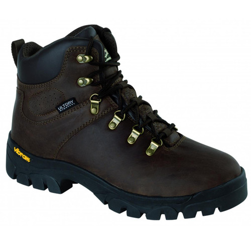Crazy Horse Brown Hoggs Of Fife Munro Classic Hiking Boot