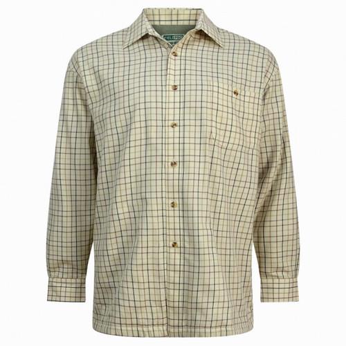 Birch Hoggs Of Fife Fleece Lined Shirt