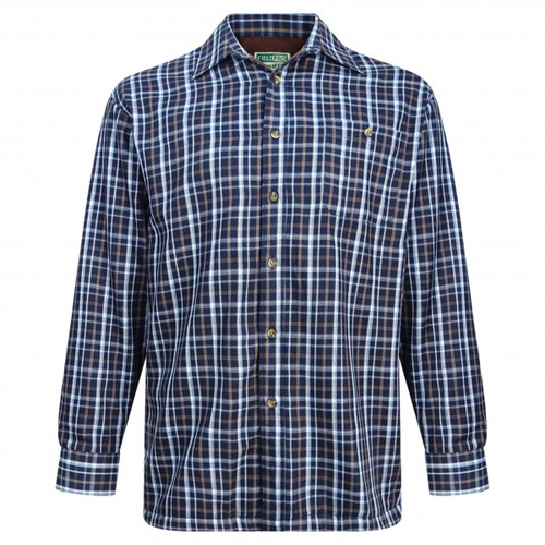 Bark Hoggs Of Fife Fleece Lined Shirt