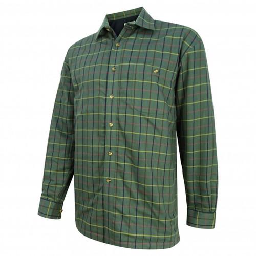 Beech Hoggs Of Fife Fleece Lined Shirt