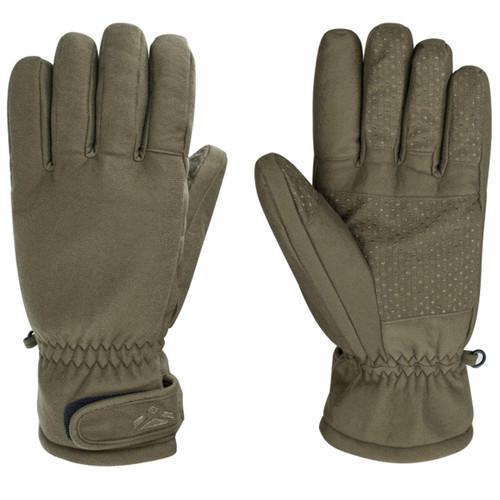 Green Hoggs Of Fife Kinross Waterproof Gloves