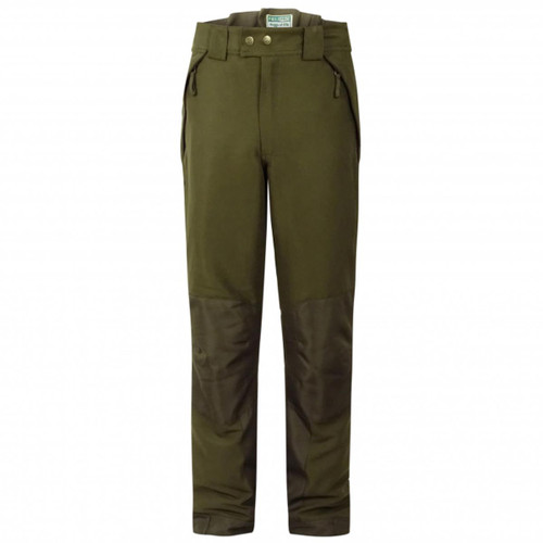 Olive Green Hoggs Of Fife Mens Kincraig Field Trousers