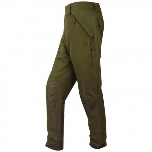 Olive Green Hoggs Of Fife Mens Kincraig Field Trousers Style