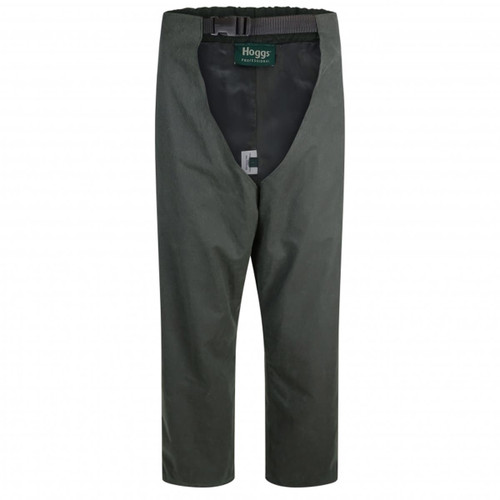 Olive Hoggs Of Fife Mens Waxed Treggings